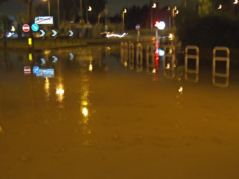 """Read more about the article Settebagni, allerta meteo per la pioggia. Corbucci (Pd): """"chiesta pulizia caditoie"""""""