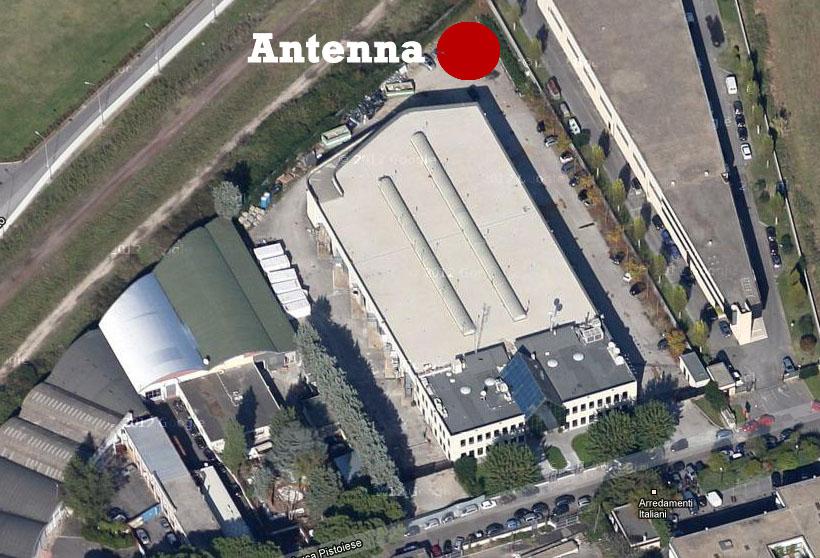 """Read more about the article Villa Spada, Corbucci (Pd): """"contrarietà all'antenna in via Sambuca Pistoiese"""""""