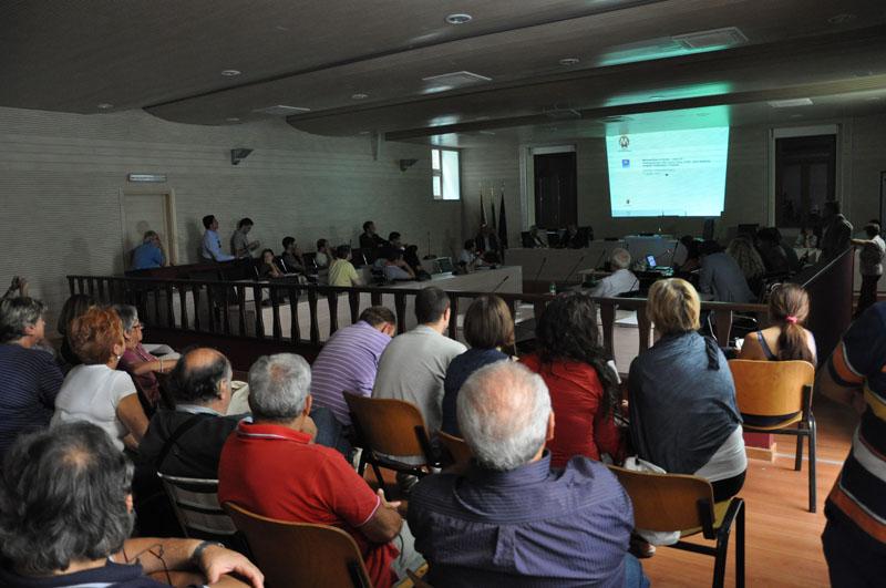 Read more about the article Cinquina, approvata risoluzione per esproprio aree verdi via Muscetta