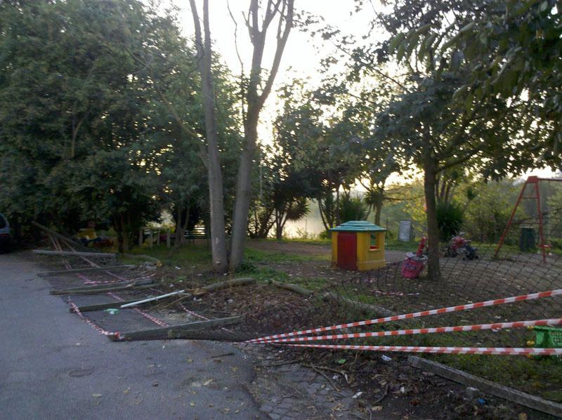"""Read more about the article Montesacro, Corbucci (Pd): """"ripristinare subito recinzione Parco Aniene"""""""