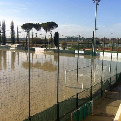 Read more about the article Tevere, allagata Settebagni e il Salaria Sport Village