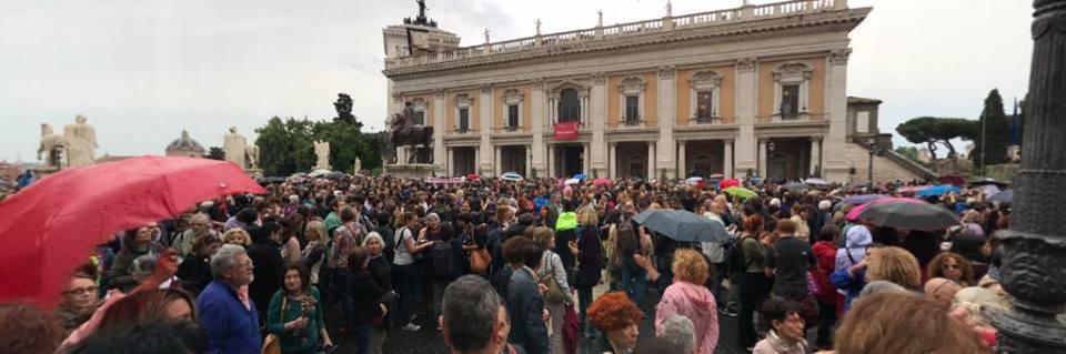 """Read more about the article Casa Donne, Corbucci (Pd): """"Raggi primo sindaco donna scenda da Aventino"""""""