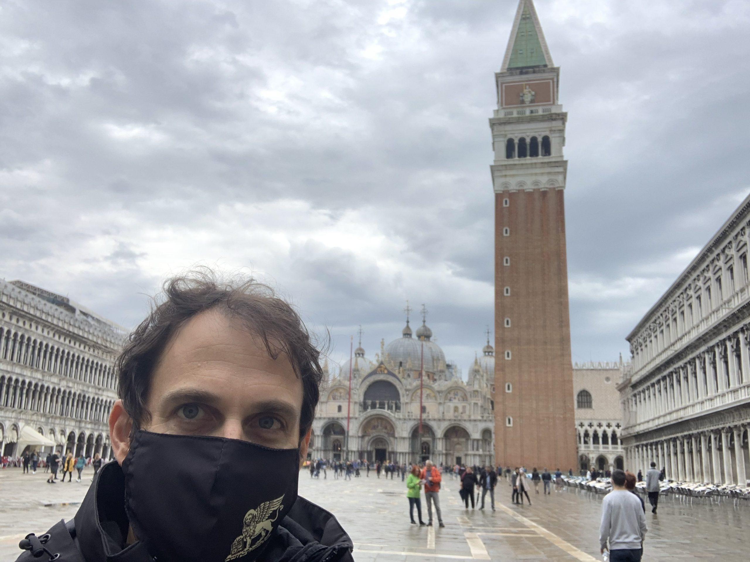 Read more about the article Oddio è lunedì #170 – l'orgoglio di essere italiano al centro di Piazza San Marco