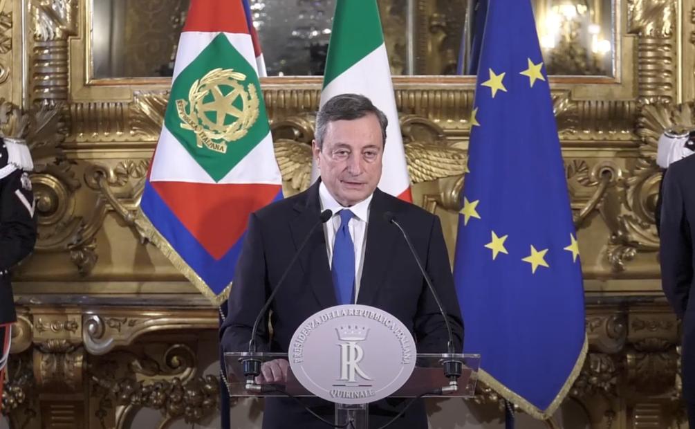 Read more about the article Oddio è lunedì #186 – arriva Mario Draghi, il più politico dei politici in circolazione