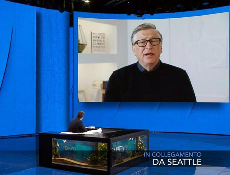 Read more about the article Oddio è lunedì #188 – Per Bill Gates la pandemia è come il clima. Ed ha ragione.