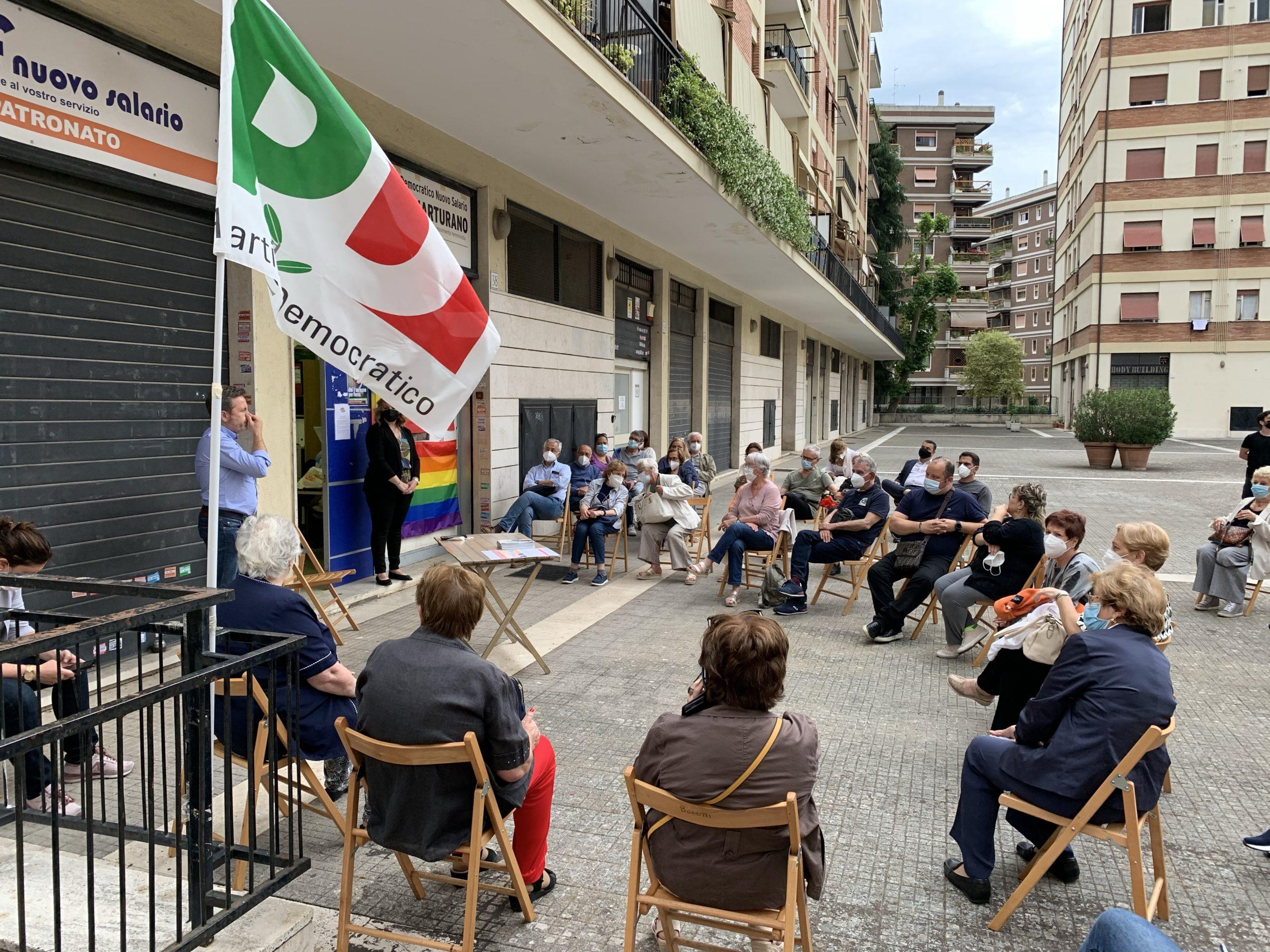 Read more about the article Oddio è lunedì #201 – domenica 20 giugno ci sono le primarie per il Sindaco di Roma e i presidenti di municipio
