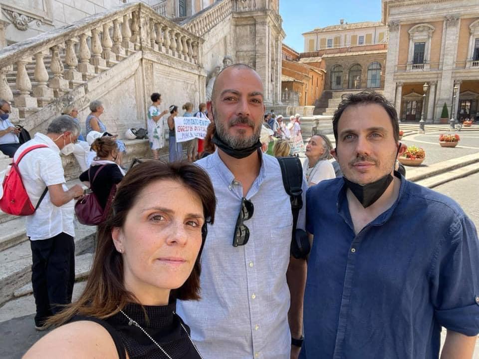 """Read more about the article Sociale, Tempesta-Corbucci (Pd), oggi con comitato """"Dopo di noi"""" in Campidoglio"""